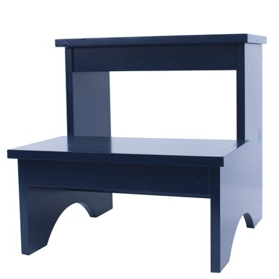2-Step Manufactured Wood Step Stool by J. Hunt Home
