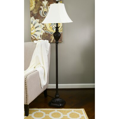 lighting lamps floor lamps j hunt home sku hunt1413. Black Bedroom Furniture Sets. Home Design Ideas