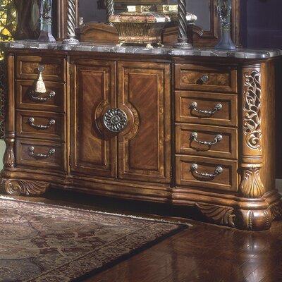 Michael Amini Excelsior 8 Drawer Dresser