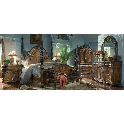 Michael Amini Oppulente Panel Customizable Bedroom Set