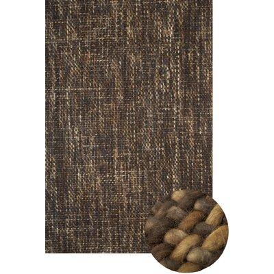 Abacasa Textures Walnut Area Rug