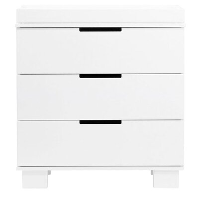 babyletto Modo 3 Drawer Changer Dresser Table M6723Q