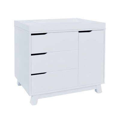 babyletto Hudson 3 Drawer Changer Dresser Changer Tray