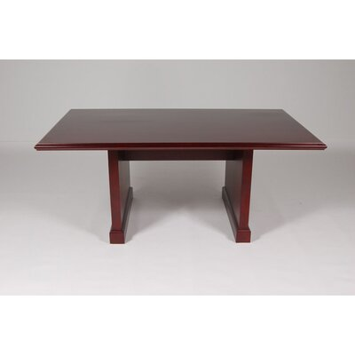 Brunswick Rectangular Conference Table by OfficeSource