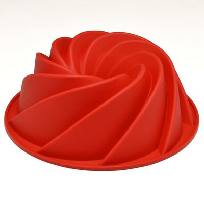 Spiral Bundt Cake Mold by GGI International