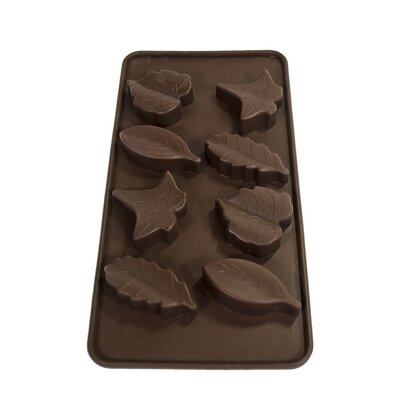 Silicone Leaf Chocolate Mold by GGI International