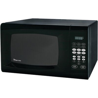 0.9 Cu. Ft. 900W Countertop Microwave Product Photo