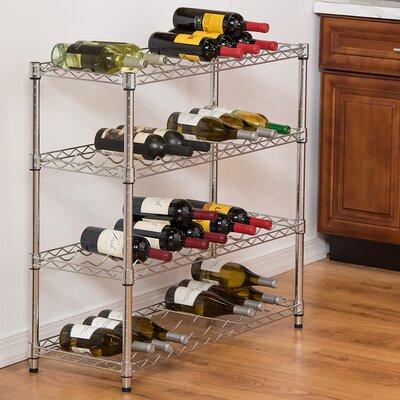 Trinity EcoStroage 36 Bottle Wine Rack
