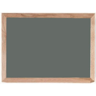 AARCO Magnetic Wall Mounted Chalkboard