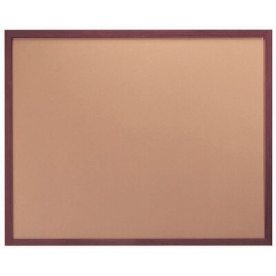 AARCO Architectural High Performance Wall Mounted Bulletin Board
