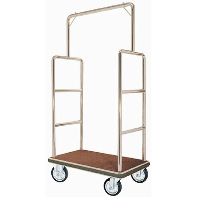 AARCO Bellman's Luggage Cart