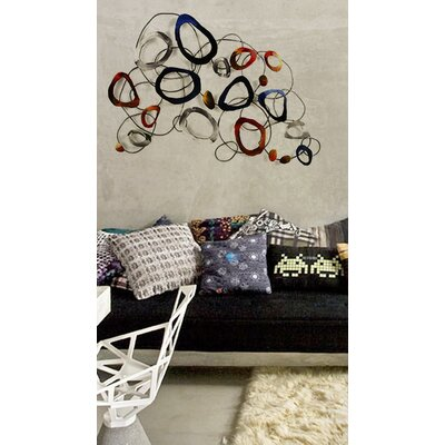 Fox Hill Trading Iron Werks Scribbles Wall Décor
