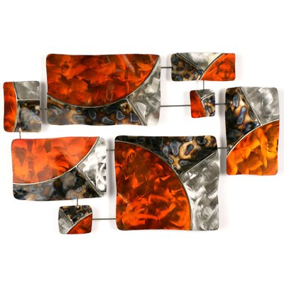 Fox Hill Trading Iron Werks Abstraction Wall Décor