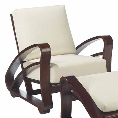 Cuban Lounge Chair by Selamat