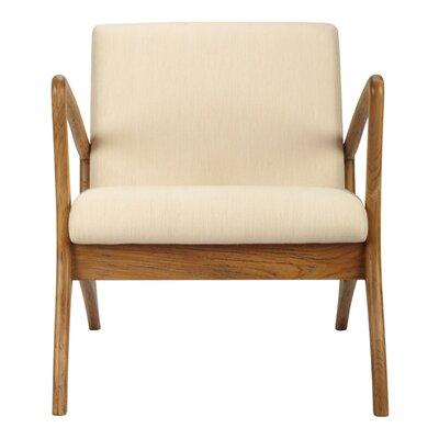 Soren Ventura Lounge Chair Teak Wayfair