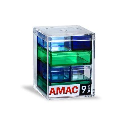 AMAC Chroma 760 9-Piece Container Assortment