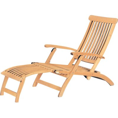 Deck Chair by HiTeak Furniture