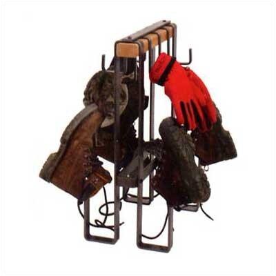 Cedar Hearth Drying Rack by Enclume