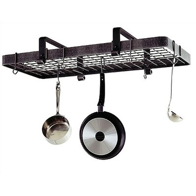 Low Grid Pot Rack by Enclume