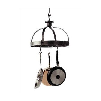 Premier Dutch Crown Hanging Pot Rack by Enclume