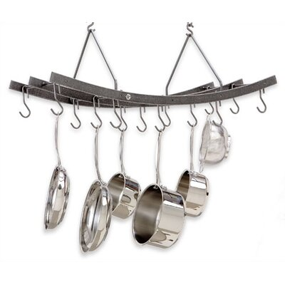 Premier Reversible Arch Hanging Pot Rack by Enclume