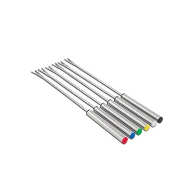 Cuisinox Elite Fondue Fork with Colored Tips