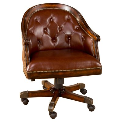 Harding Leather Office Chair by Hillsdale