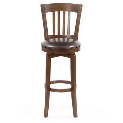 "Hillsdale Furniture Canton 31"" Swivel Bar Stool with Cushion"