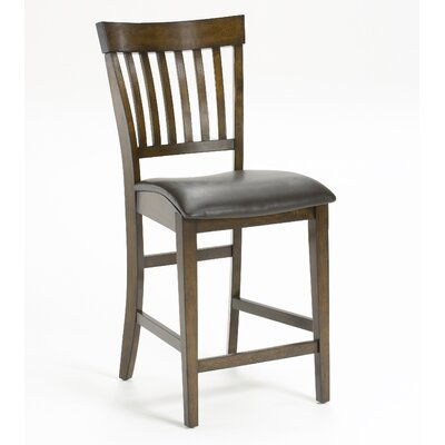 """Hillsdale Furniture Arbor Hill 25"""" Bar Stool with Cushion"""