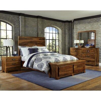 Madera Platform Bedroom Set by Hillsdale