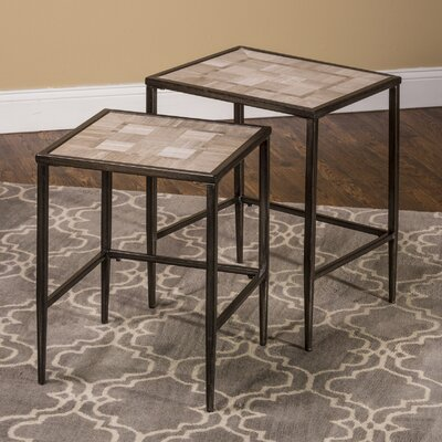 Chancey 2 Piece Nesting Tables by Hillsdale