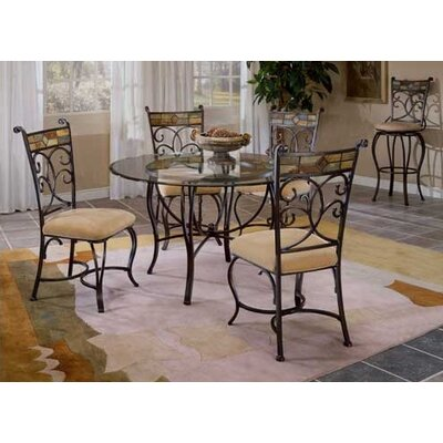 Hillsdale Pompei Side Chairs Amp Reviews Wayfair