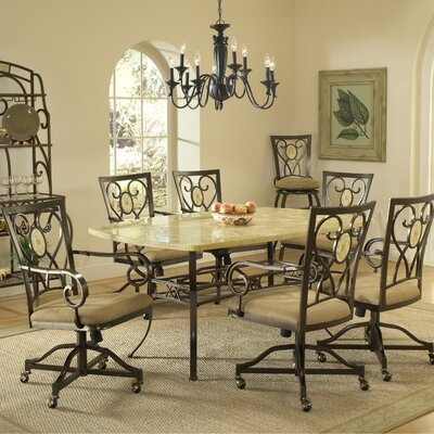 Brookside 7 Piece Dining Set by Hillsdale