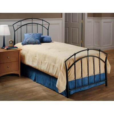 Hillsdale Furniture Vancouver Metal Panel Bed