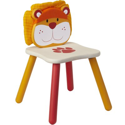Lion Kid's Desk Chair by Wonderworld