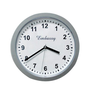 Trademark Home Collection Wall Clock Safe