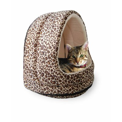 Furry Canopy Cave Cat Bed II by PAW