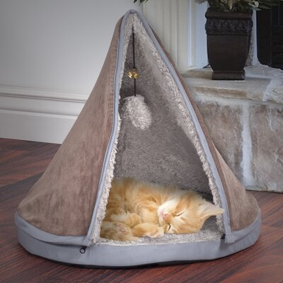 Sleep and Play Teepee Cat Bed by PAW