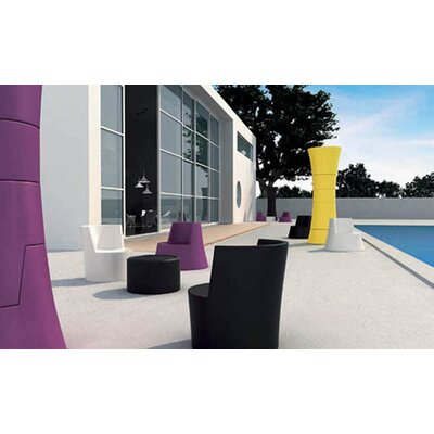 100 Essentials Simple Leisure Chair with Cushion
