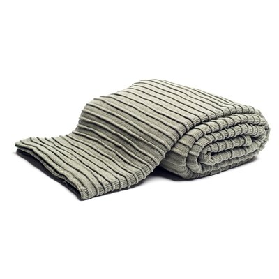 TOSS by Daniel Stuart Studio Pleated Knit Throw