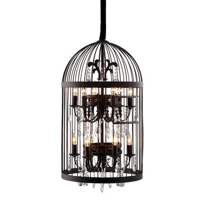 Canary 12 Light Ceiling Lamp by Zuo Era