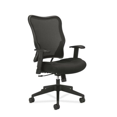 Basyx by HON VL702 High-Back Swivel / Tilt Work Chair