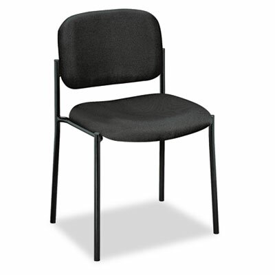 Basyx by HON VL606 Series Armless Stacking Chair