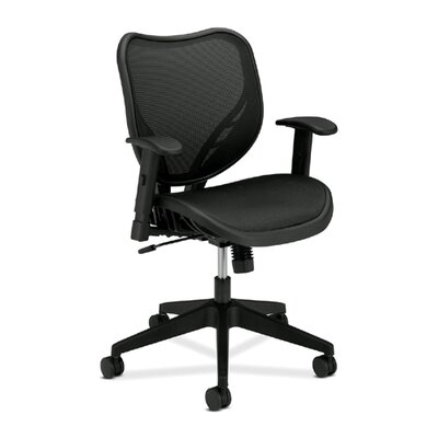 Basyx by HON Mid-Back Conference Chair