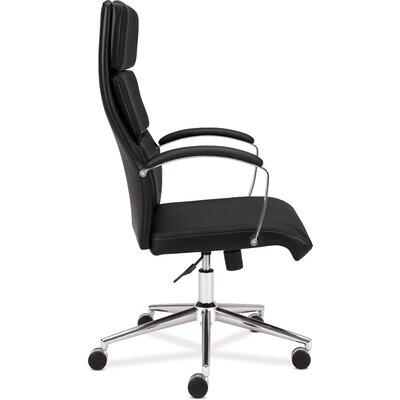 Basyx by HON VL105 Leather Executive High-Back Chair