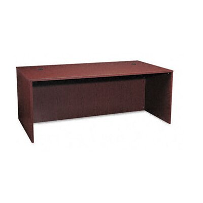 "Basyx by HON BL Laminate Series Rectangular Desk Shell, 72"" Wide"