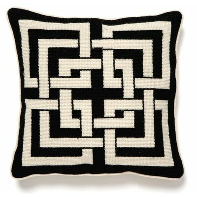 Trina Turk Residential Shanghai Links Linen Throw Pillow
