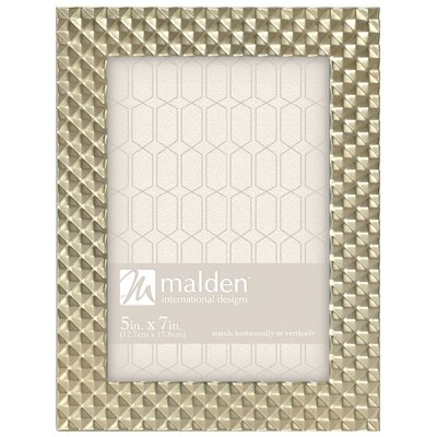 Diamond Texture Picture Frame by Malden
