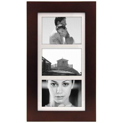 Manhattan 3-Opening Picture Frame by Malden