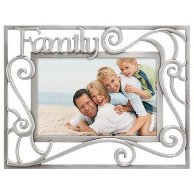 Malden Family Pierced Picture Frame